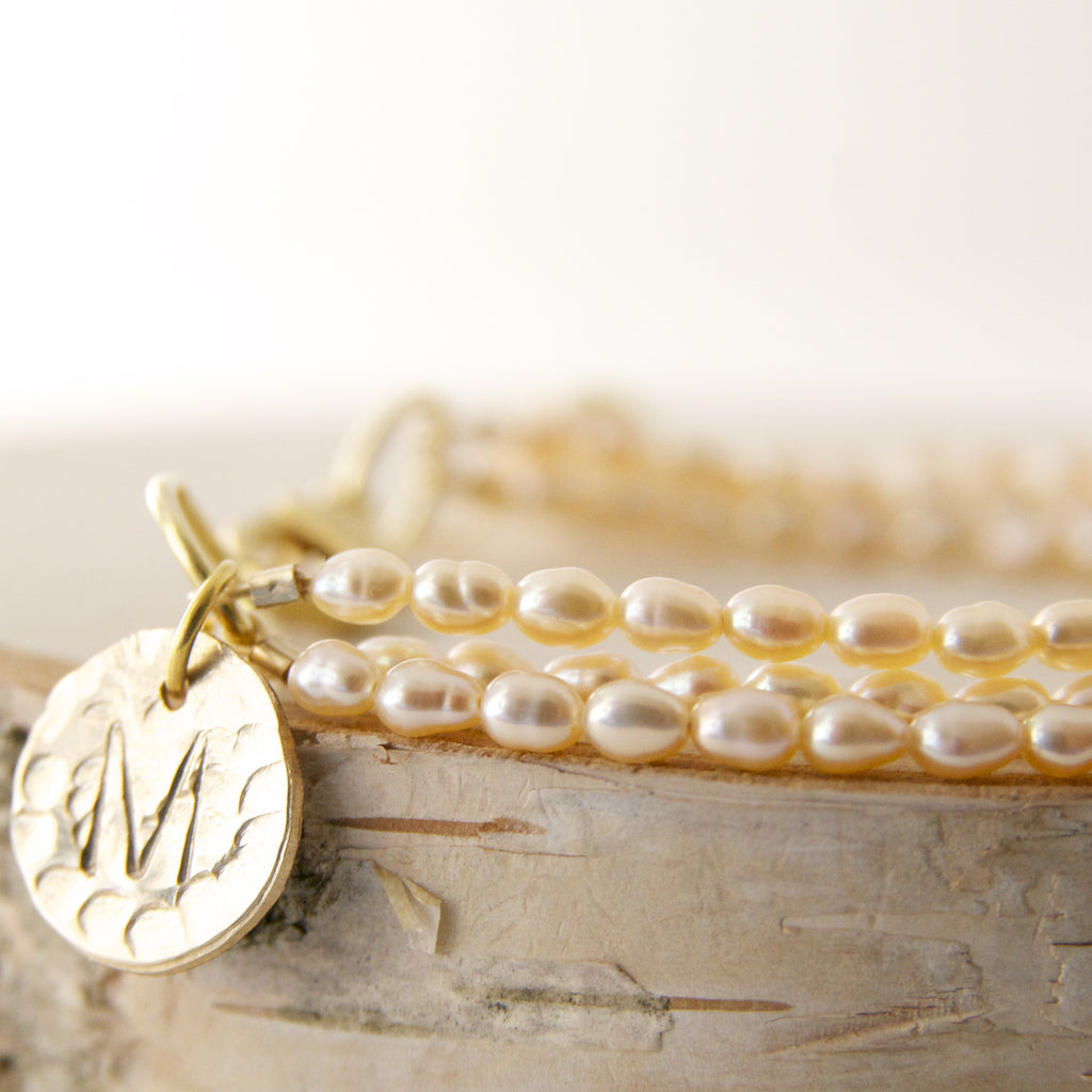 The perfect personalized bracelets