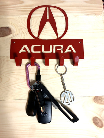Acura key hook or dog leash Holder