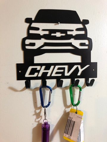 Chevy Silverado Pickup Key hook