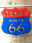 Route 66 Customized Road Sign