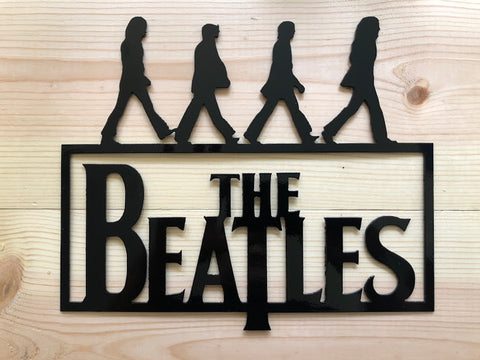Beatles Wall Sign