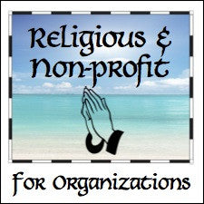 1 Religious & Non-Profit Groups