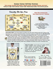 FREE Media Download & Samples Info-Graphic (high res.) Personality-Ville Map (with Politics)