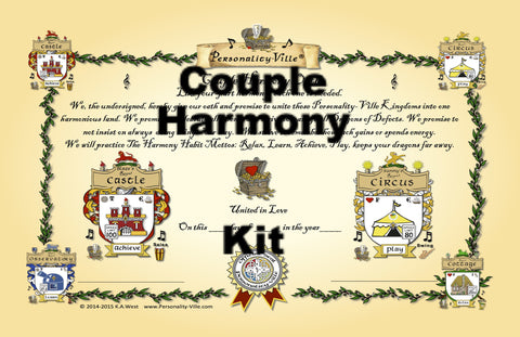 "Couple: ""Duet Harmony Bundle"" 