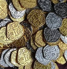 Game Pieces Coins (Energy Coins for your Treasure Chest)