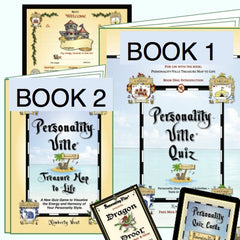 (Coming Soon) Deluxe Family Bundle: Treasure Chests, Activity Books, Map, Card Decks, Family Harmony Oath