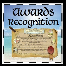 Awards & Recognition (Customized)