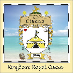 "Poster Print of The Royal Circus 12"" x 18"""