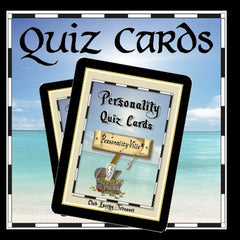 Dragon Drool Deck: Personality Quiz Program & License