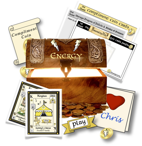 Your Treasure Chest ~ Contents Kit Bundle