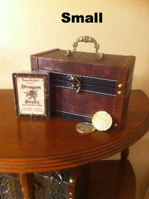 Small Treasure Chest Personality-Ville