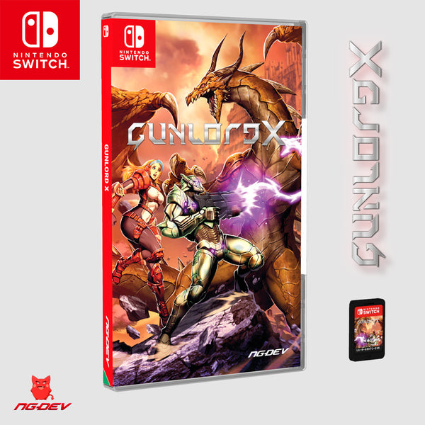 Gunlord X (NSW) [used]