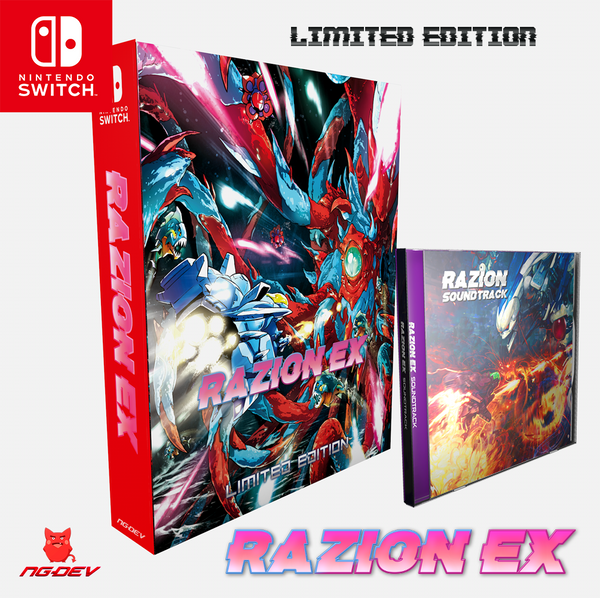 Razion EX Limited Edition (NSW)
