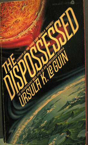 Dispossessed Best Sci-Fi Books to Read
