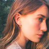 Mojave Hoops - Valley Rose Ethical & Sustainable Fine Jewelry