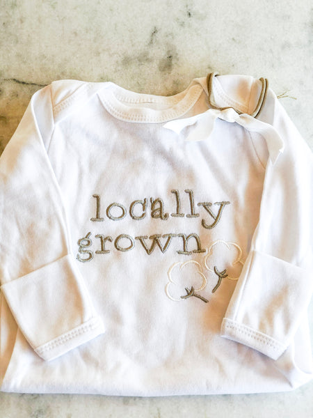 Locally Grown, Baby Gown