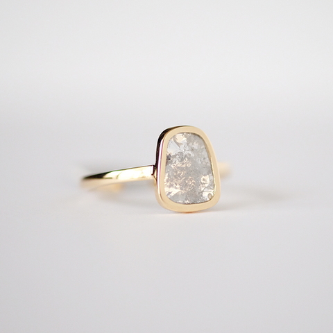 .99CT Slice Diamond ring