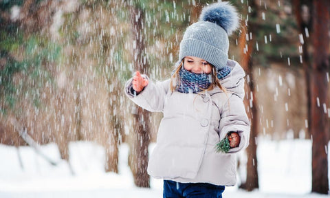 Dressing Your Baby According to Seasons and Temperature