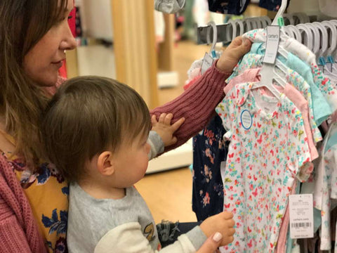 How Much Do Baby Clothes Cost