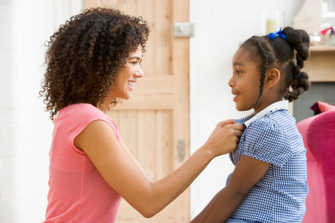 How To Help Kids Get Dressed By Themselves