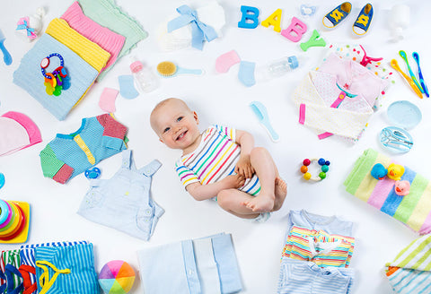 Tips When Buying Baby Clothing Items