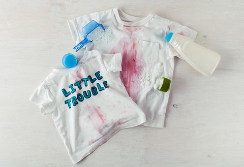 Treating Stains