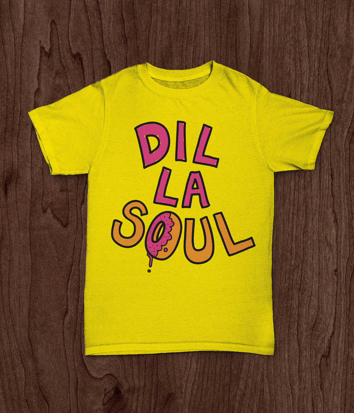 DIL LA SOUL (5 colors)