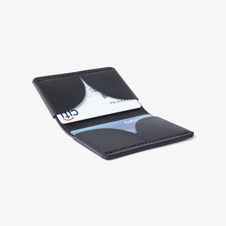 Bi-fold Card Wallet - Blackinkk