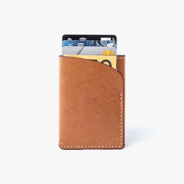 Two Pocket Cardholder - Blackinkk