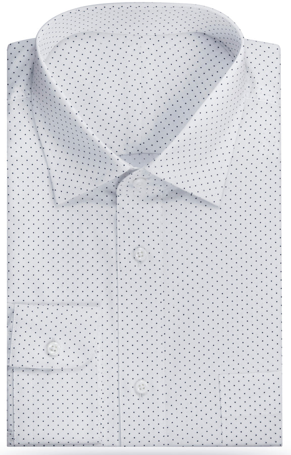 The Finn Printed dress shirt