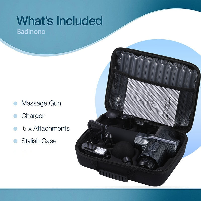 30 speed Massage Gun
