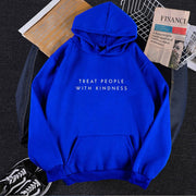 Treat People with Kindness Hoodie