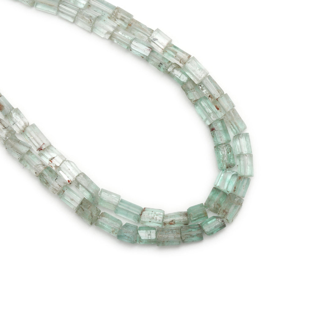 Natural Tourmaline Faceted Cylinder Beads - 2.5x4 to 4x6 mm - Tourmaline Beads - 8 Inch/ 16 Inch/ 18 Inch Full Strand, Price Per Strand - National Facets, Gemstone Manufacturer, Natural Gemstones, Gemstone Beads