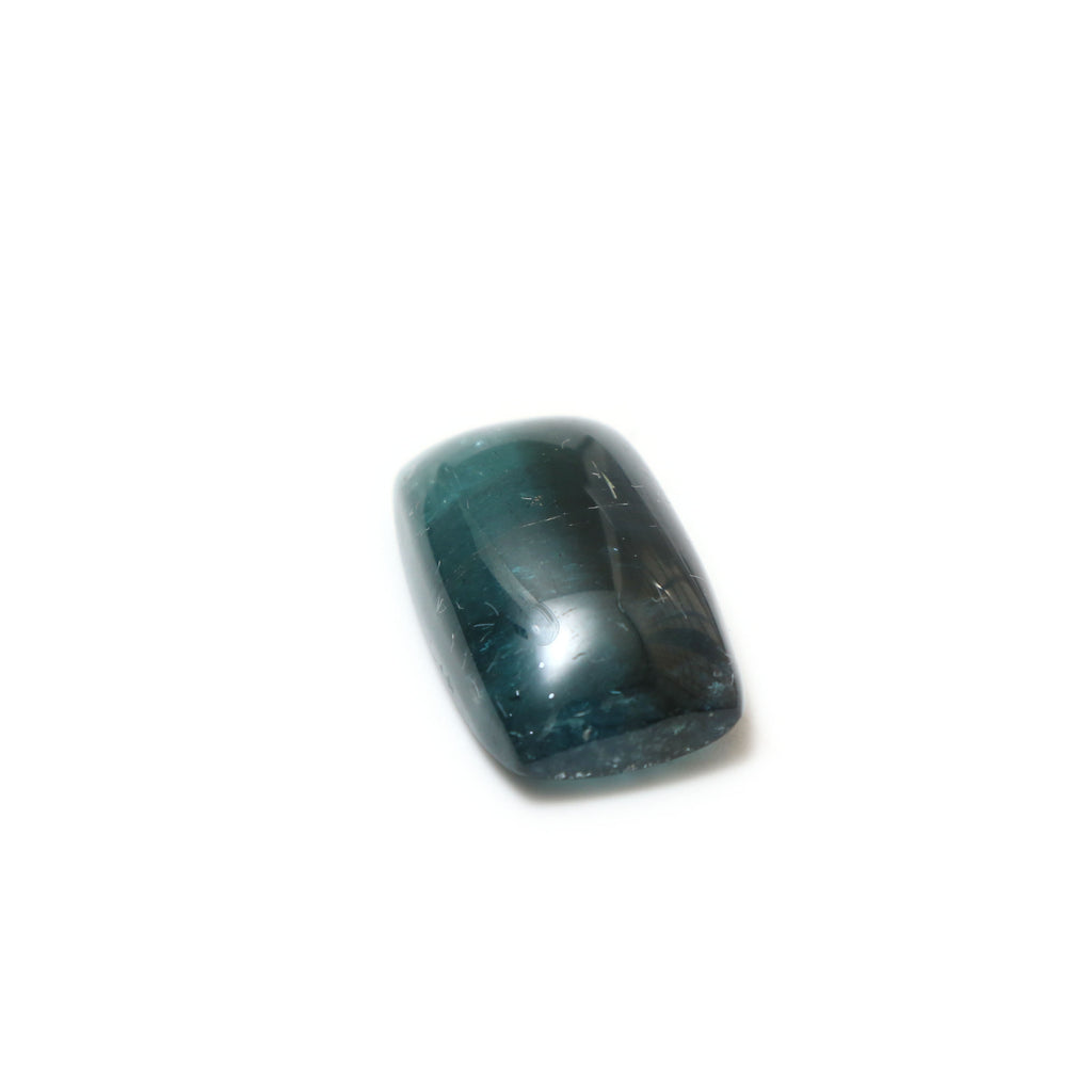 Natural Tourmaline Smooth Rectangle Cabochon, Natural Tourmaline Loose Gemstone - 18x11x5 mm - Tourmaline Cabochon, 1 Piece - National Facets, Gemstone Manufacturer, Natural Gemstones, Gemstone Beads