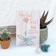 Herbal First Aid Book