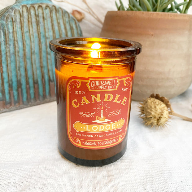 Lodge Apothecary 6oz Candle