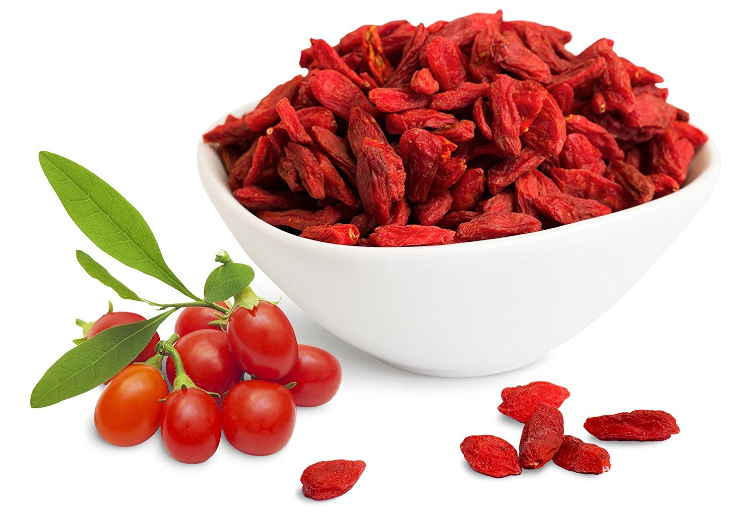 chocolate con goji berries