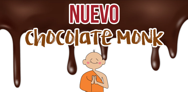 monk fruta del monje chocolate