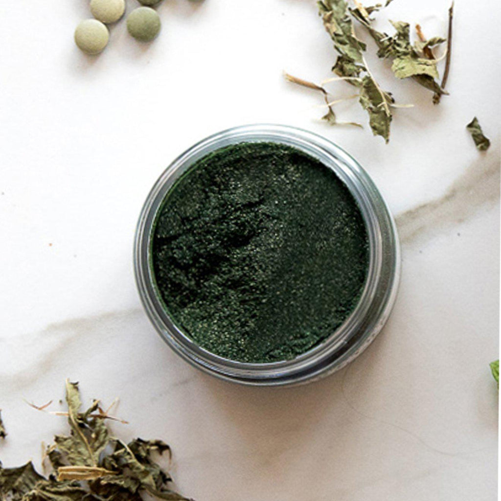 Mascarilla de Espirulina + Clorela: DETOX PLEASE - The Functional Foods - Superfoods México