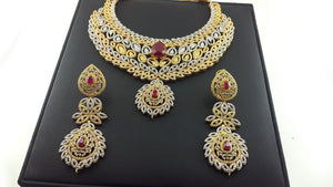 Bridal set in chetum-0