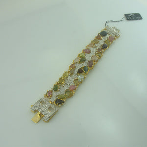Bracelet in multi colour-0
