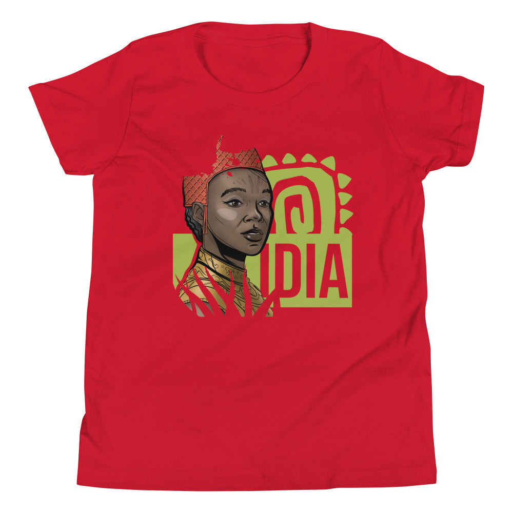 Iyoba (Queen mother) Unisex T-Shirt (Youth Sizes)