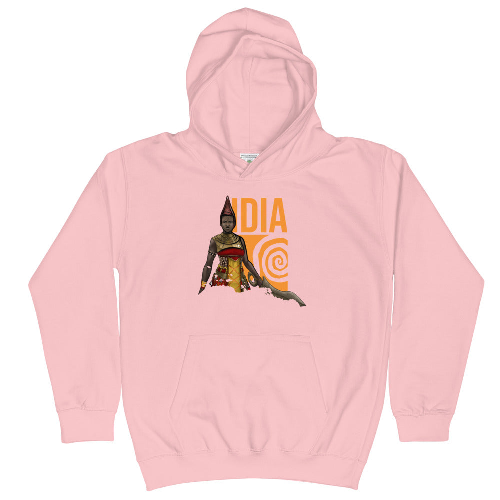 Idia Warrior Hoodie for Kids