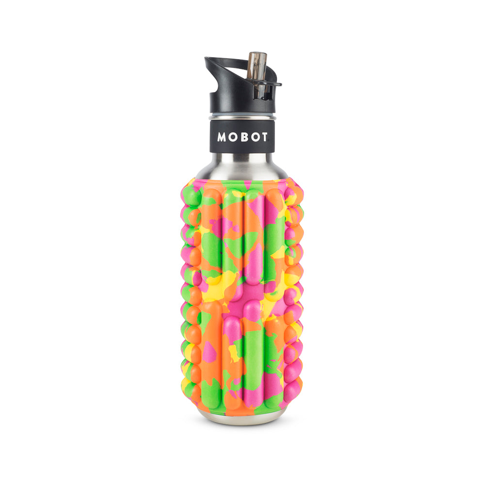 27oz Grace - Foam Roller Water Bottle - MOBOT