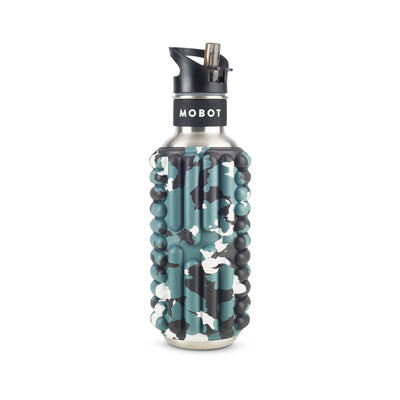 Grace 27oz - Foam Roller Water Bottle - MOBOT