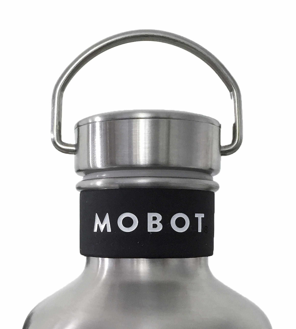 Stainless Steel Screw Top Lid - MOBOT
