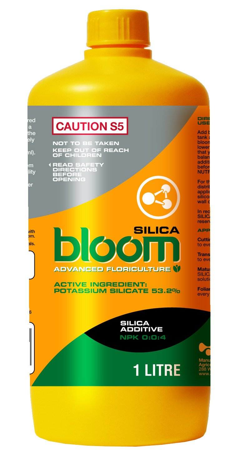 Bloom Silica - BloomYellowBottles