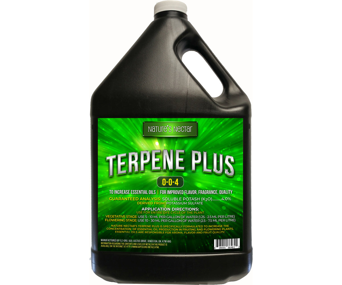 Nature's Nectar Terpene Plus 0-0-4