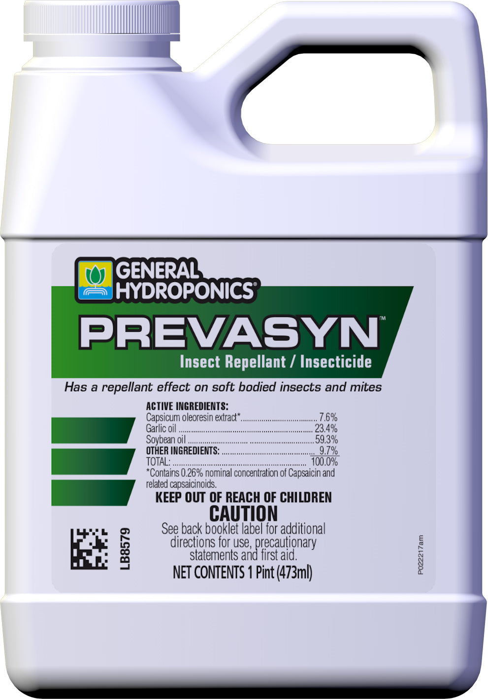 GH Prevasyn Insect Repellant / Insecticide