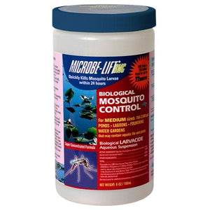 Microbe-Lift® BMC - Biological Mosquito Control